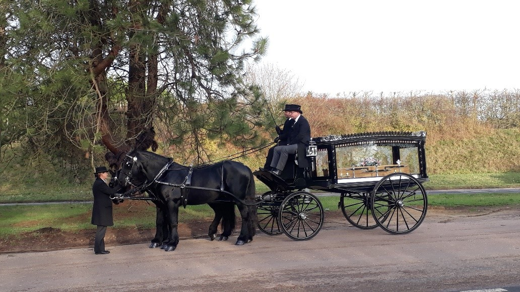 Horse Drawn Funerals